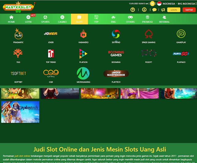 Masterslot88 Situs Slot Playtech Indonesia Deposit Pulsa Tanpa Potongan Profile Full Press Coverage Forum