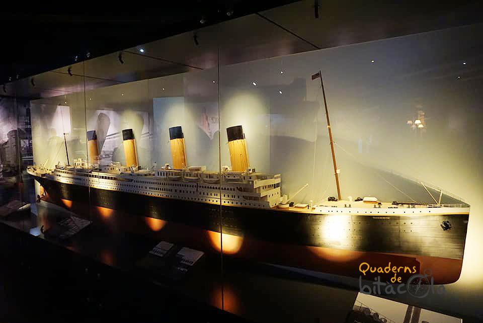 Ruta Del Titanic En Belfast Quaderns De Bitàcola