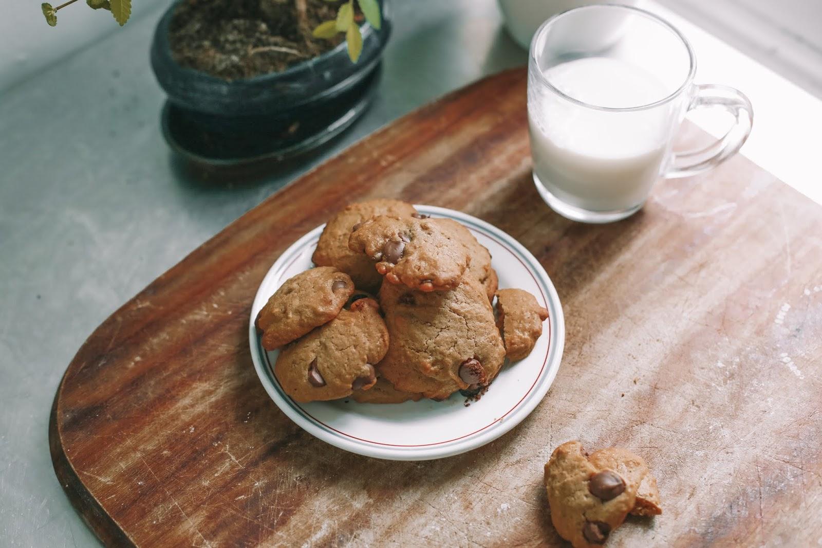 Rêveuse Recipe: Chocolate Chip Cookies