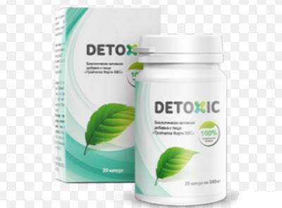 detoxic - tabletki na pasożyty i robaki