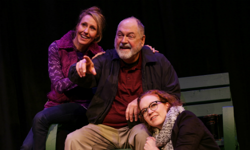 """Evidence of Things Unseen"" at Taproot Theatre Company"