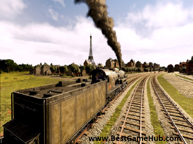 Railway Empire France With Crack Download Free
