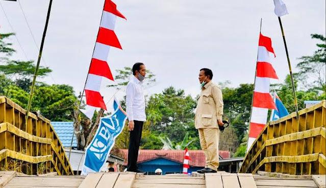 Dugaan Relawan, Kudeta Merangkak Hanya Manuver Jegal Kemesraan PDIP-Gerindra