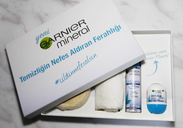 Garnier mineral-deodorant-sevgininmakyajdefteri.com