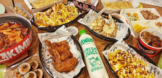 SM City Masinag Foodcourt
