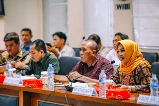Walikota dan DPRD Kompak Perjuangkan Hak Tanah Warga Miji Baru Satu.