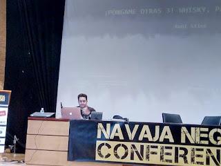 Navaja Negra 2019 - Raúl Siles