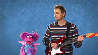 abby cadabby, Dax Shepard, the Word on the Street amplify, Sesame Street Episode 4317 Figure It Out Baby Figure It Out season 43