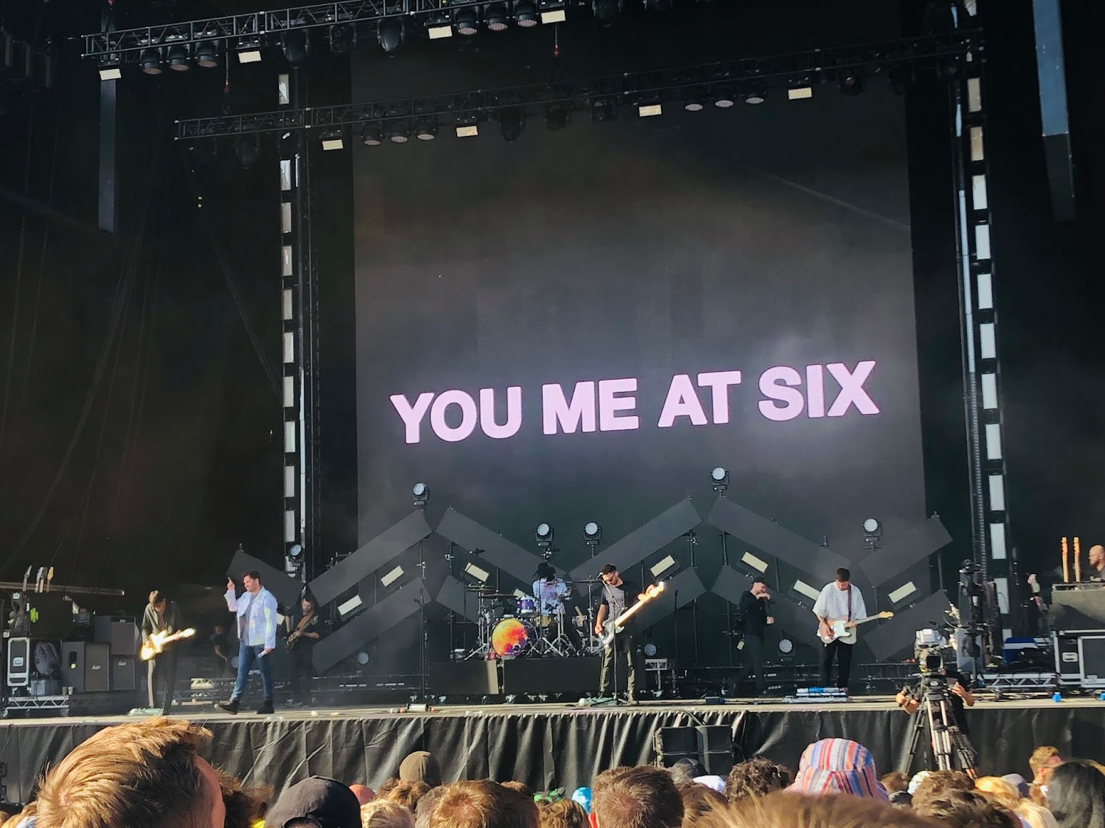 You Me At Six // Leeds Fest 2019