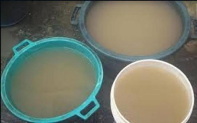 Población de Tucupita consume agua de barro por robo de bomba purificadora