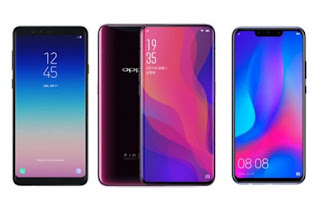 beragam smartphone terbaru