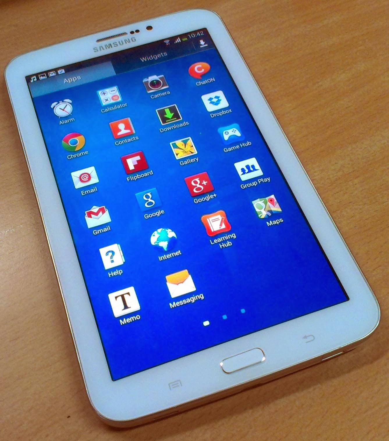 Galaxy tab 3 tablet review - San diego zoo and safari park