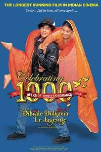 Download Dilwale Dulhania Le Jayenge (1995) Hindi Movie 720p BluRay 1.4GB