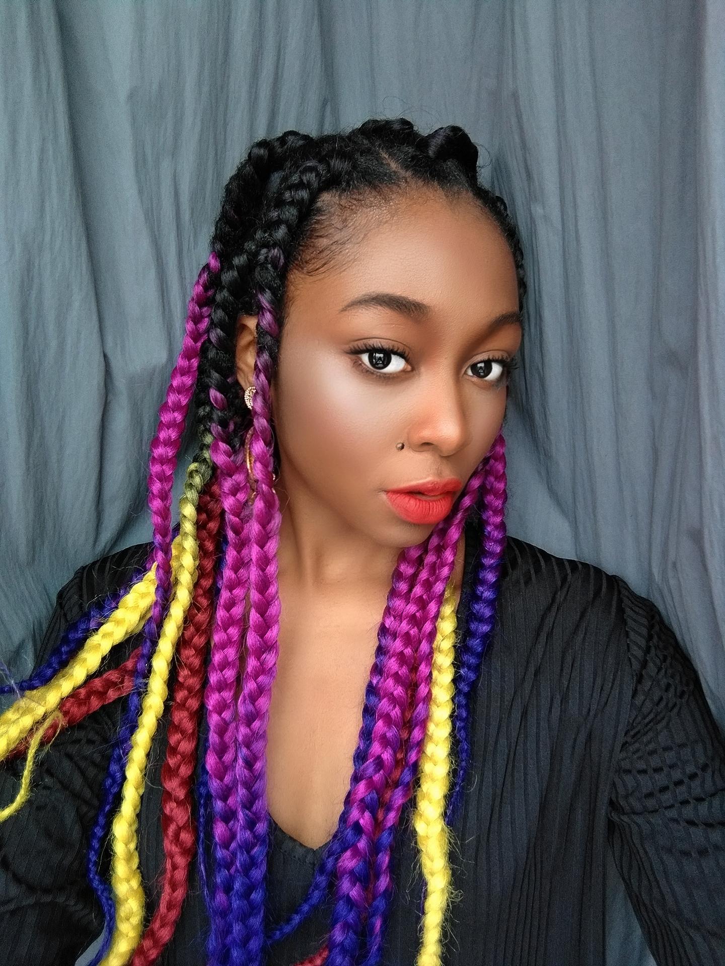Beautiful braid styles