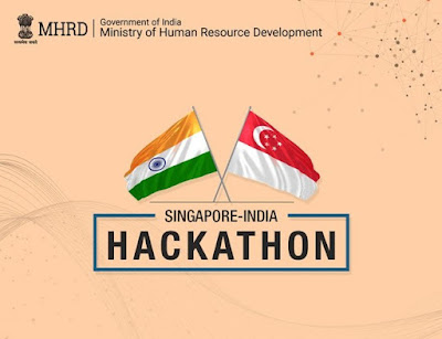 India to host 2nd edition of joint international hackathon 'Singapore India Hackathon 2019' at IIT Madras on 28-29 September 2019