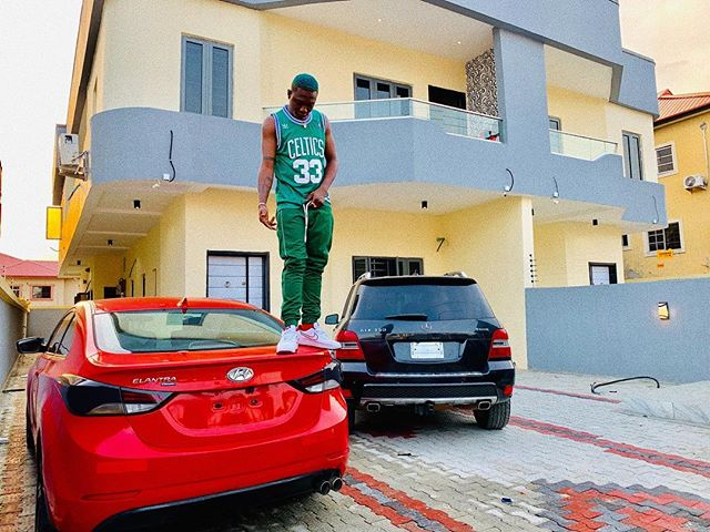 zlatan-ibile-house-and-cars-Zlatan-Ibile-gifts-himself-a-new-house-with-two-awesome-rides
