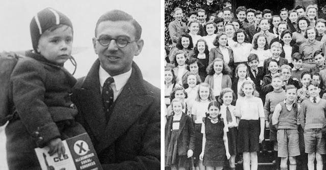 Скромный герой: спас 669 детей, и скрывал это 50 лет даже от жены