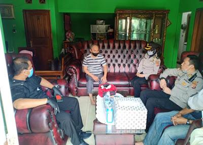 Kabag Ren Polrestabes Bandung