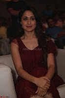 Pragya Jaiswal in Stunnign Deep neck Designer Maroon Dress at Nakshatram music launch ~ CelebesNext Celebrities Galleries 109.JPG