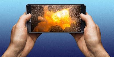 سامسونج تكشف عن السبب الرئيسي لانفجار Galaxy Note 7