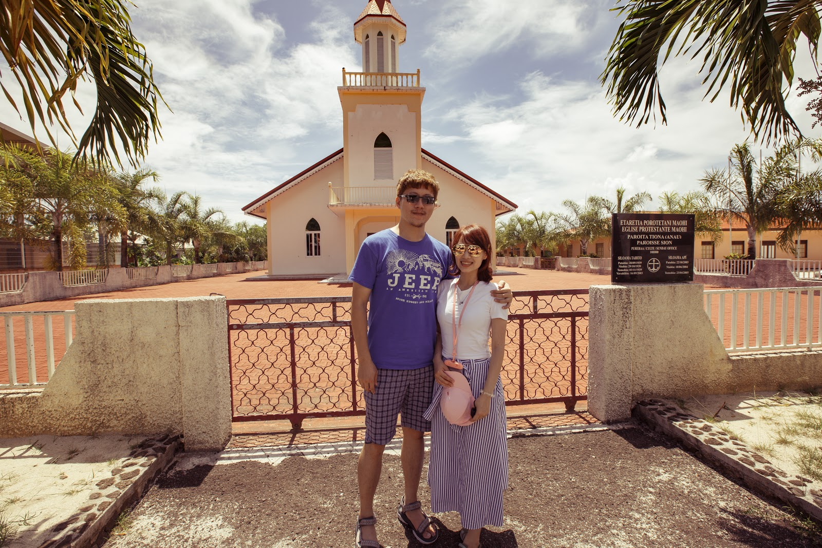 Bora Bora|Maohi Protestant Church