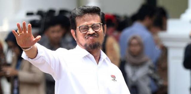 Penuh Kontroversi, Nama Syahrul Yasin Limpo Perlu Dimasukkan Jokowi Dalam Daftar Reshuffle