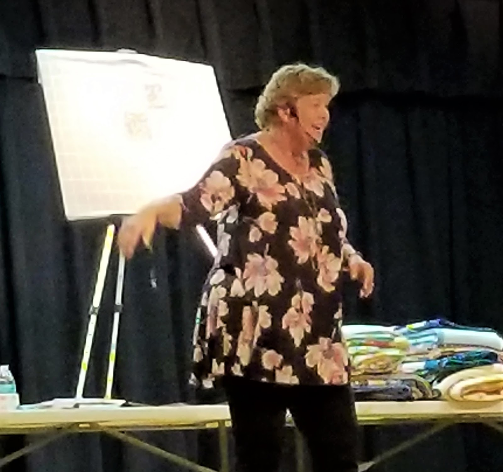 Rv Khronicles Of Kevelyn Phoenix Quilt Show