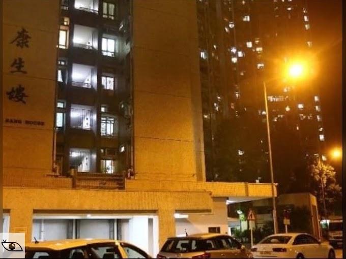 【無可疑】清晨傳巨大聲響!屯門建生邨20歲青年墮樓身亡