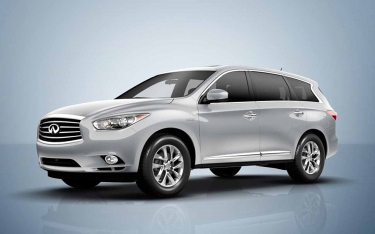 2017 Infiniti Qx60 Redesign And Concept