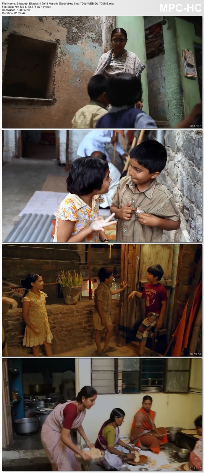 Elizabeth Ekadashi 2014 Marathi 480p WEB-DL 250MB Desirehub