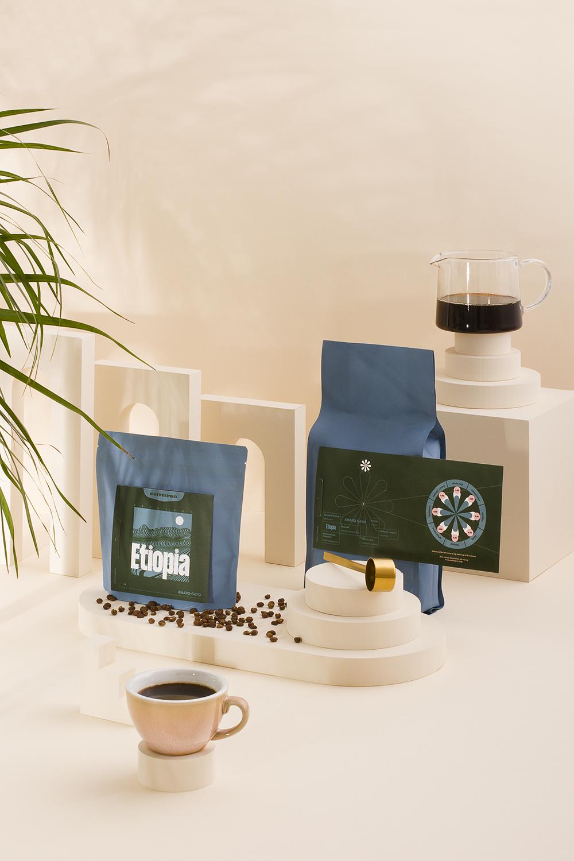 Coffeepro rebranding 2021