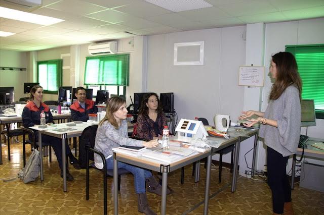 Jornada de formación para voluntarios de Petronor y Repsol