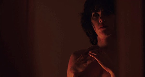 Scarlett Johansson in the new trailer tape Under the Skin