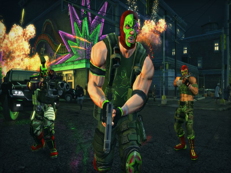Saints Row The Third Highly Compressed Free Download