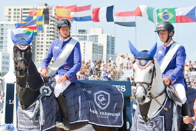 Global, Champions League, longines, 2018,  Dates, Teams, Venues,  Prize money,  places.
