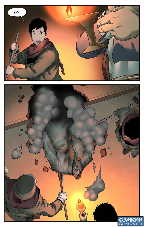 Ma Thổi Đèn truyện tranh màu