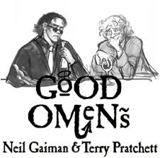 Julie Sara Porter, Bookworm Reviews: Classics Corner: Good Omens