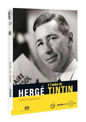 Hergé, à l'ombre de Tintin de Hugues Nancy arte éditions