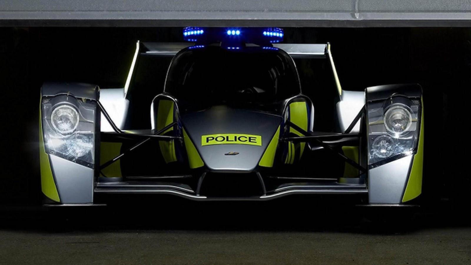UK police Caparo T1