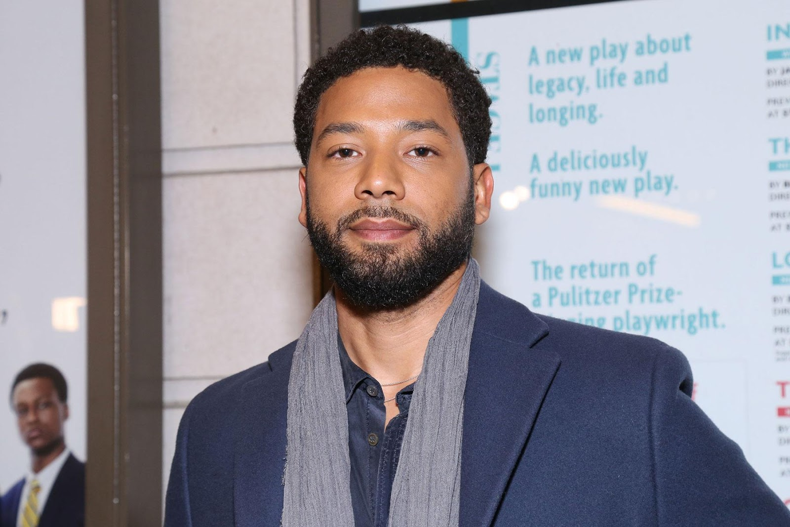 Jussie Smollett won't be returning for the final episode of Empire
