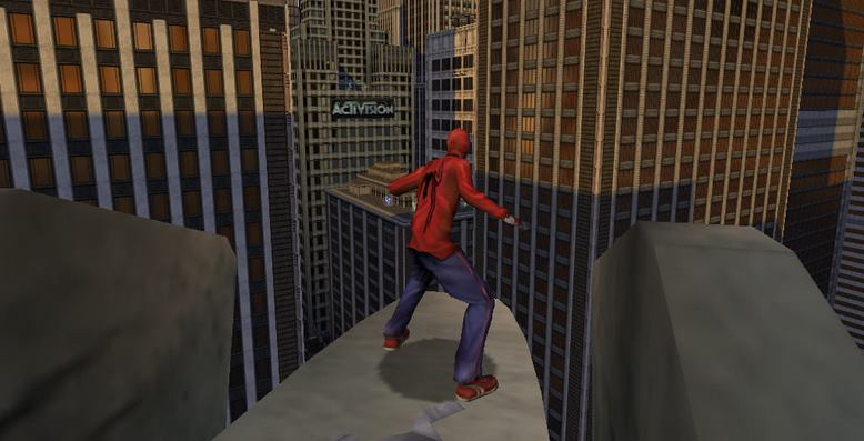 Spiderman 2002 The Movie PC Full