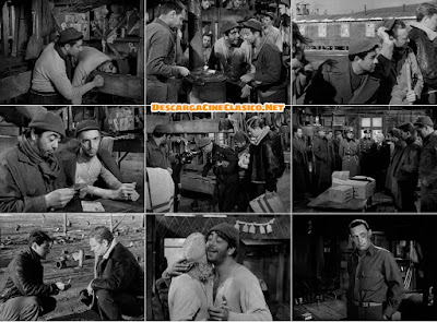 Stalag 17 (Capturas)