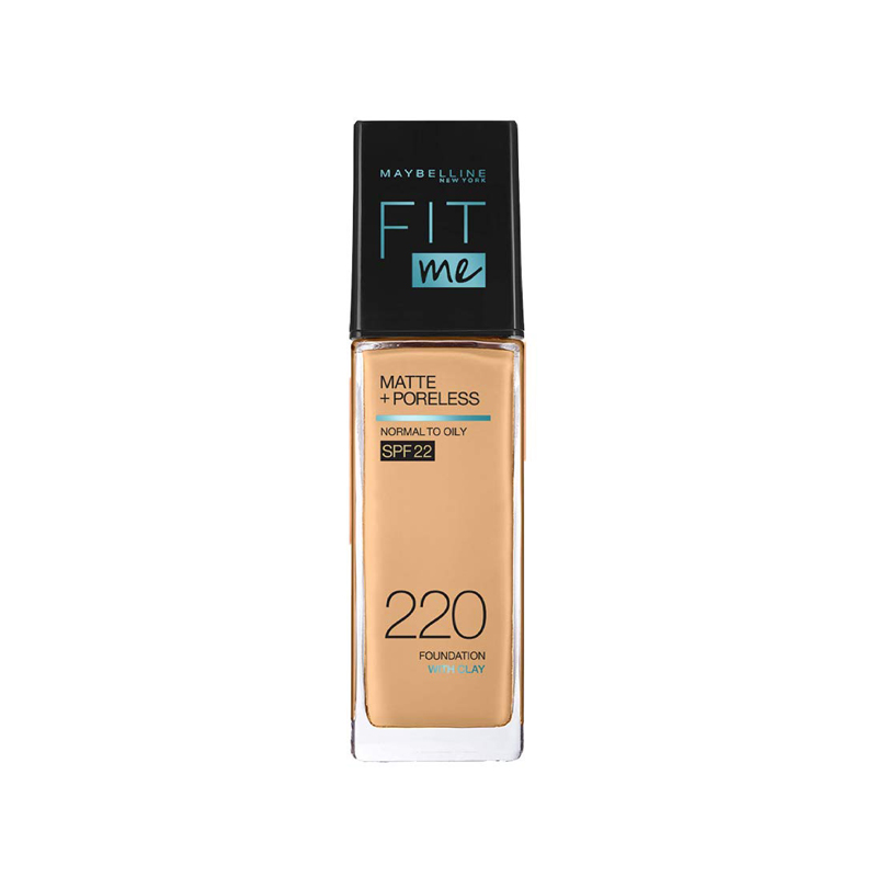 maybelline fit me foundation 220 shade