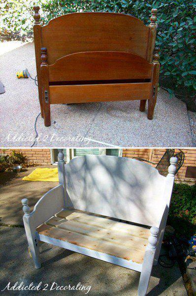 Fika a dika por um mundo melhor transformando for Reciclado de muebles y objetos