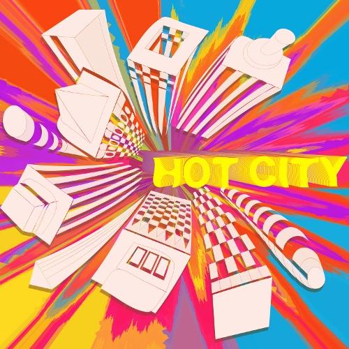 Hey Men – Hot City – Single