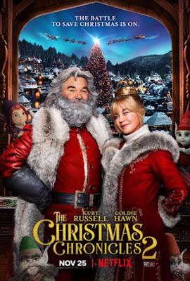 The Christmas Chronicles Part Two 2020 Dual Audio [Hindi DD5.1] 720p WEBRip MSubs Download
