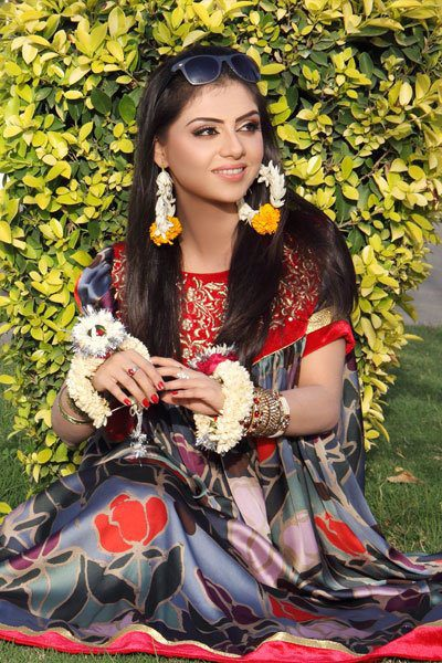 Rida Isfahani beautiful Pakistani actress