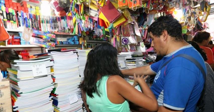 CAMPAÑA ESCOLAR 2019: Microempresas y pequeñas empresas aumentarían sus ventas en 25%, según la Cámara de Comercio de Lima - CCL