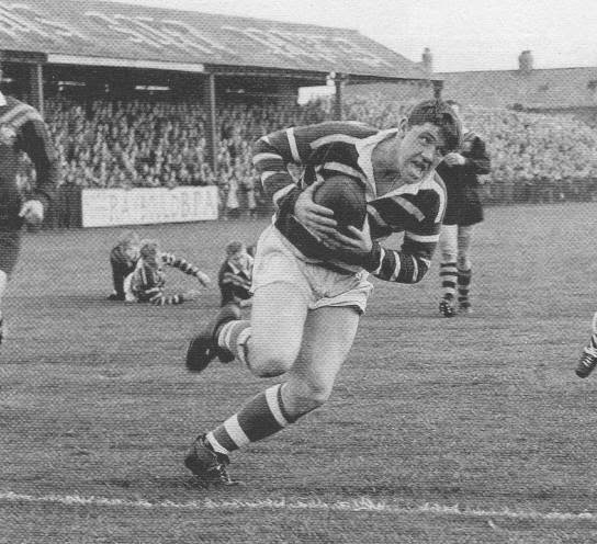 Old Rugby League Games: A FEATHERSTONE ROVERS BLOG: Terry Ramshaw And Jason Ramshaw