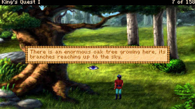 Fangame King's Quest Remake - AGD Interactive